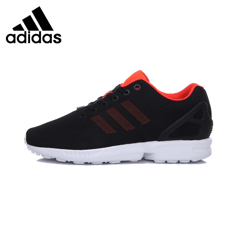 Original New Arrival Adidas Originals ZX FLUX Men's Skateboarding Shoes Sneakers new hair curler steam spray automatic hair curlers digital hair curling iron professional curlers hair styling tools 110 240v