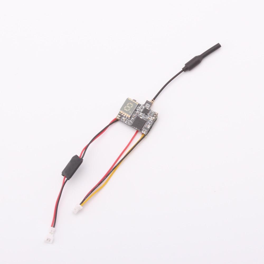 все цены на Newest High Quality VTX03 Super Mini 5.8G 72CH 0/25mW/50mw/200mW Switchable FPV Transmitter