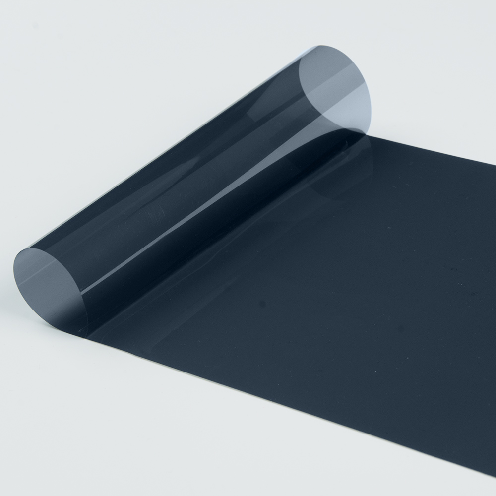0 5 mt x 1 52 mt Grau Sonnenschutz Fensterfolie VLT25