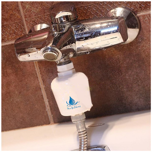 Kitchen Water Tap Clean Softener Remove Home Shower Faucet Filter ...