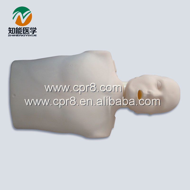 BIX/CPR100B Half-Body CPR Training Manikin / Half Body Adult CPR Model G130 bix lv12 fully functional the lower half body bandaging model