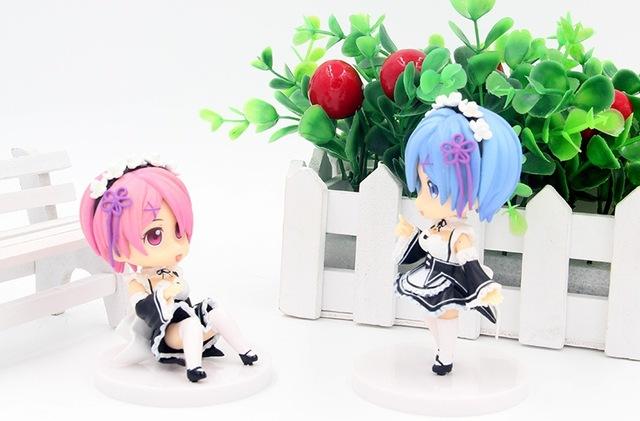 Re:Zero kara Hajimeru Isekai Seikatsu Natsuki Subaru Action Figure PVC Collection Model toys anime brinquedos for christmas gift