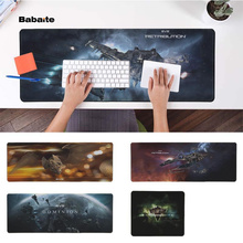 Babaite Boy Gift Pad EVE Online Durable Rubber Mouse Mat Pad Free Shipping Large Mouse Pad Keyboards Mat