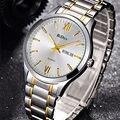 Relojes Hombre Homens Top Marca De Luxo Relógios Homens de Negócios Relógio de Quartzo Auto Data Relógio À Prova D' Água Relogio masculino Montre Homme
