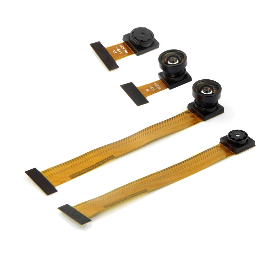 2MP FPC OV2640 Camera Module Robot Fish-eye Lens / Normal Lens / Lengthened Fisheye Lens / Lengthened Normal Lens