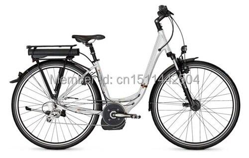 Bergamont 36V rear rack E bike battery, Bosch E bike