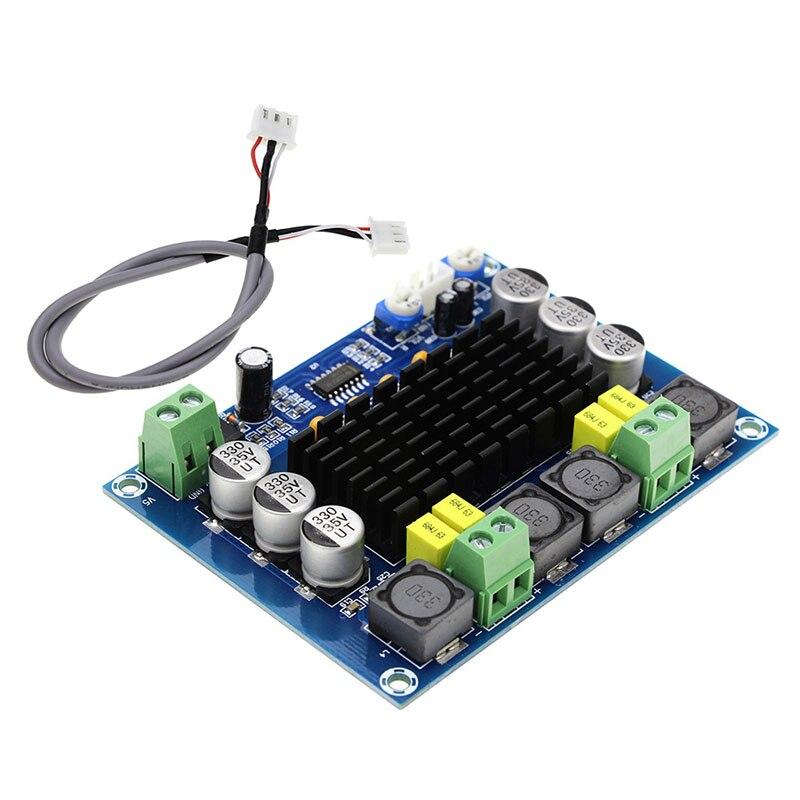 TPA3116D2 двухканальный стерео высокой мощности цифровой аудио усилитель мощности плата 2x120W XH-M543 8899