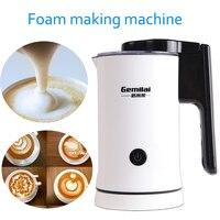 Envío gratuito AC220-240V 50-60 HZ  600W de potencia leche máquina de calentamiento de la leche espuma máquina comercial de espuma automática que hace la máquina
