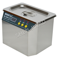 Stainless Steel Ultrasonic Cleaner BK 3550.220V or 110V cleaning machine For Communications Equipment