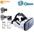 VR БОСС Google Картон VR Очки Z5 Виртуальная Реальность 3D Очки Экологически чистые материалы Погружения Для Смартфонов
