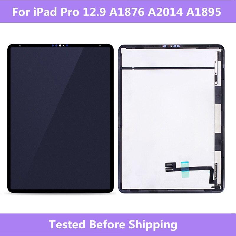 """Pantalla LCD negro LCD + montaje de pantalla táctil para iPad Pro 12,9 """"3rd Gen 2018 A1876 A2014 tableta A1895 Pantalla Completa-in Paneles y LCD de tableta from Ordenadores y oficina on AliExpress - 11.11_Double 11_Singles' Day 1"""