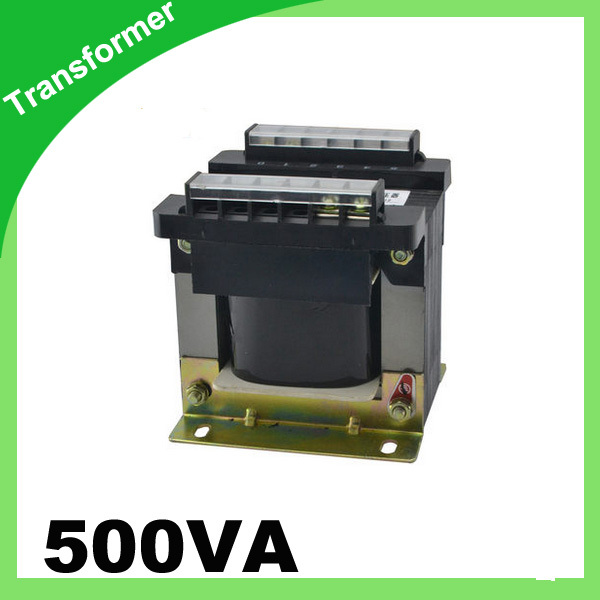 380V 220V input control transformer 6V 12V 24V 36V output BK-500VA small transformer 380v 220v input control transformer 6v 12v 24v 36v output bk 600va small transformer