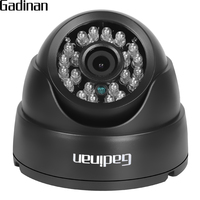 Free Shipping 720P H 264 1 0 Megapixel HD ONVIF IP Camera Indoor 24pcs IR LEDs
