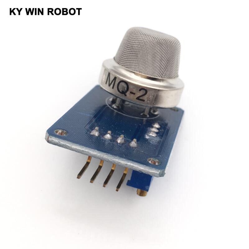 MQ-2 MQ2 Smoke Gas LPG Butane Hydrogen Gas Sensor Detector Module For Arduino