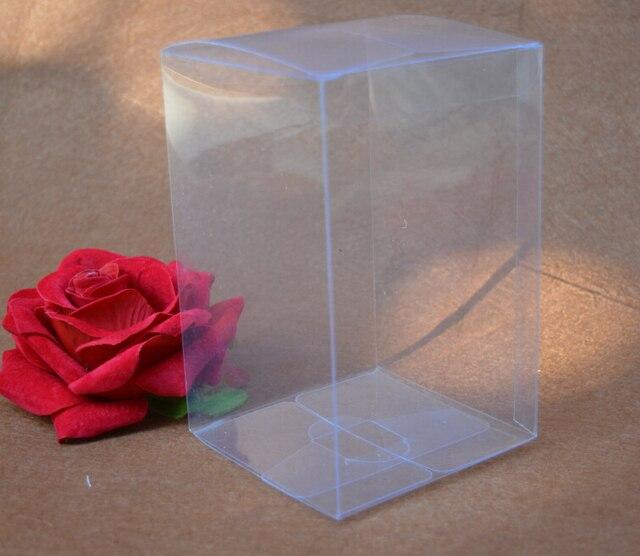 7*7*10cm Large transparent plastic storage boxgift pvc boxes for jewellery & 7*7*10cm Large transparent plastic storage boxgift pvc boxes for ...