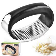 Yooap Kitchen tools 304 pressure garlic household manual kitchen with color box