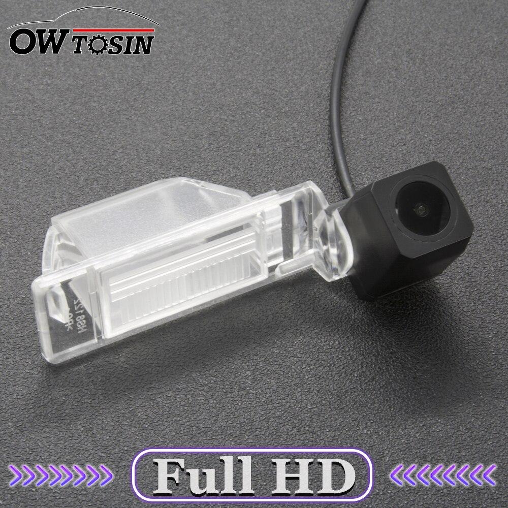 Full HD Rear View Camera For Nissan Qashqai J10 J11 X-Trail Rogue Kicks Skyline Juke Dualis Car Parking LCD Mirror Monitor
