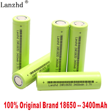 2019 18650 30A batteries 3.7V Rechargeable Battery for Tools laser pointer INR18650 lithium ion 18650 for samsung 18650 (1-8PCS)