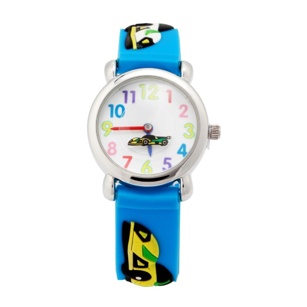 Cheap Price New Style Cartoon Street Fighter Doll Kids Watch Children Kids Girls Boys Students Quartz Wristwatches Watches