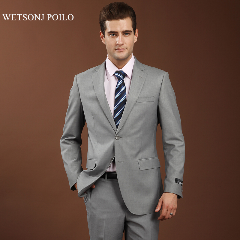 Online Buy Wholesale slim fit suit from China slim fit suit