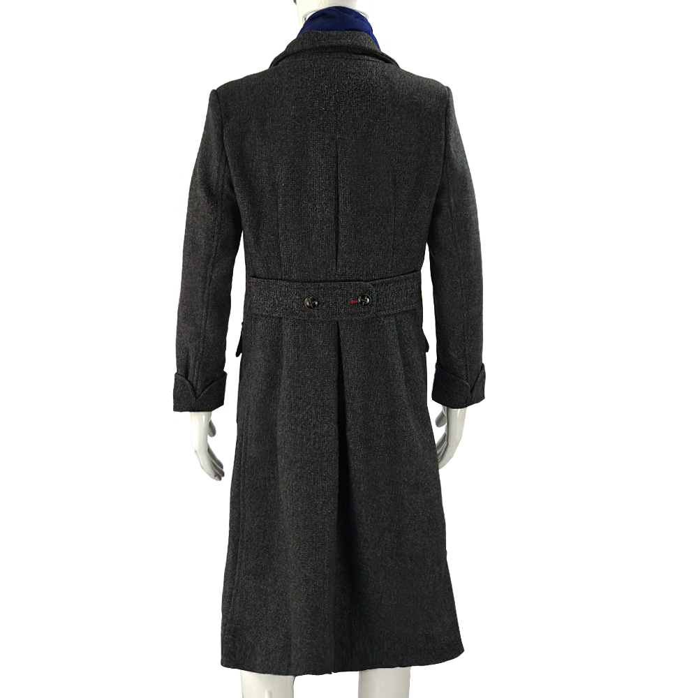 Image 3 - Sherlock Holmes Tv Long Wool Winter Mens Cape Coat Jacket Cosplay Costumes-in Movie & TV costumes from Novelty & Special Use