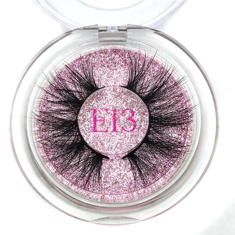 E13 Round case