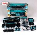 Maisto 1:24 2015 ford mustang gt 5.0 montagem diy diecast modelo carro brinquedo novo na caixa frete grátis 39305