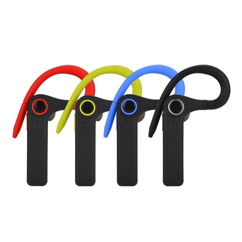 Ear Hook Mini Stereo Music Bluetooth Earphone 4.1 Wireless Bluetooth Headset Handfree MIC Headphone for All phone