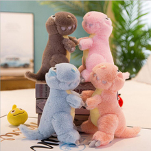 25cm Cute Cartoon Dinosaur Doll Soft Plush Toys Stuffed Animal Small Girls Gift Children Toy