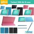 """Caja de LA PU Para 9.7 """"Teclast X98 PRO/X98 Aire II/X98 aire/X98 aire 3G/P98 3G/4G octa core Caso Moda Cubierta Colorida freeshipping"""