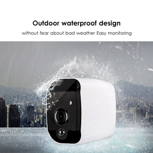 Image 5 - Marlboze Smart Battery 1080P HD wifi IP camera with Night vision Motion detect Audio suppor TF Card APP Alarm Push home camera