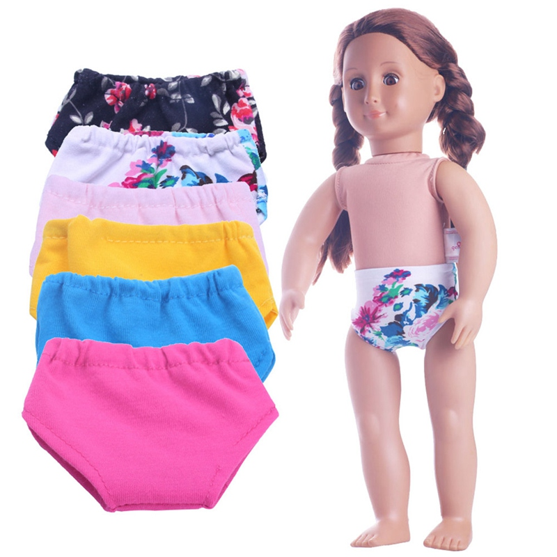 18-inch American Girl American Girl Doll Underwear Baby Birthday Christmas Gift