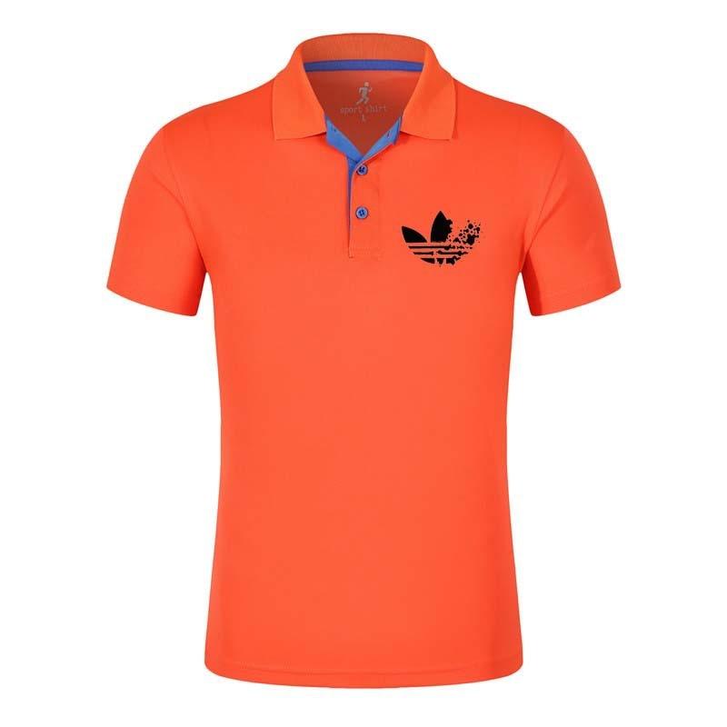 2019 New Summer Men   Polo   Shirt Splice Short sleeve Casual   Polo   Shirts Fashion Tops S-5XL Free Shipping