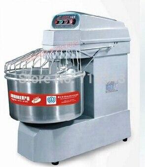 80LCommercial multifunction 28kg mixer double speed dough mixer shortener flour mixer egg breaking machine