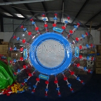free shipping red dot kids zorb ball cheap inflatable zorb ball for event