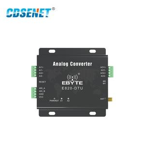 Image 2 - E820 DTU Module dacquisition analogique Modbus RTU 433MHz 1W RS485 2 canaux convertisseur de contrôle sans fil