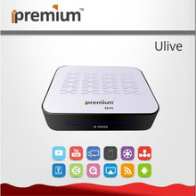 Ipremium Ulive Android TV Box Set Top Box Tv Receiver Decoder Receptor