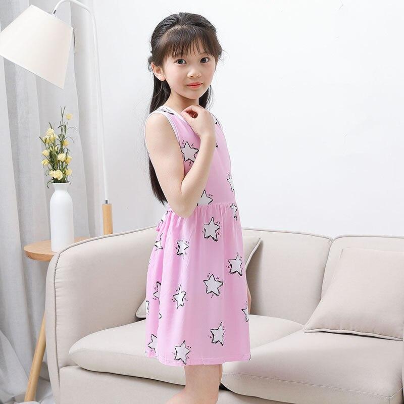 Girls Summer Dress Kids Clothes 2018 Brand Baby Girl Sukienka z - Ubrania dziecięce - Zdjęcie 6
