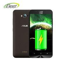 Regalo original asus zenfone max zc550kl batería del teléfono móvil 5000 mah 5.5 pulgadas hd msm8916 quad core 2 gb ram teléfonos móviles