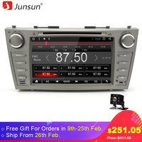 Junsun 2 Din 8 Inch 2G 32GB Car DVD Player For Toyota Camry 2007 2008 2009