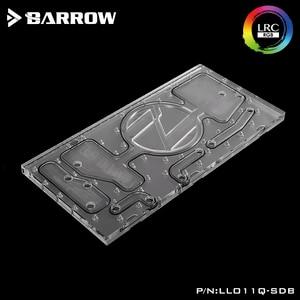 Image 4 - Barrow LLO11Q SDBV1, Front Waterway Boards For Lian Li PC O11 Dynamic Case, For Intel CPU Water Block & Single GPU Building