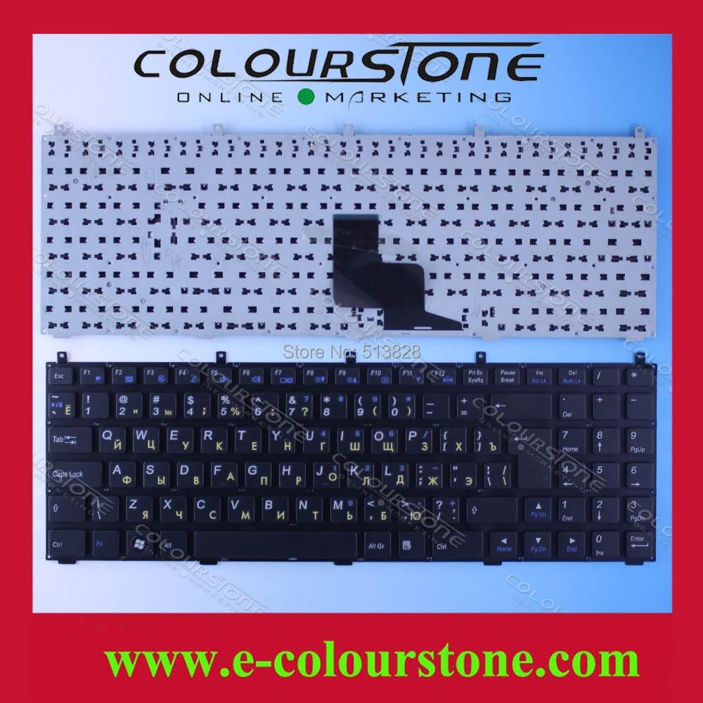Laptop keyboard for Casper W76 W760 W762 W765 DNS 0123975 CLEVO PHILCO 15A SIM2000 RU black laptop