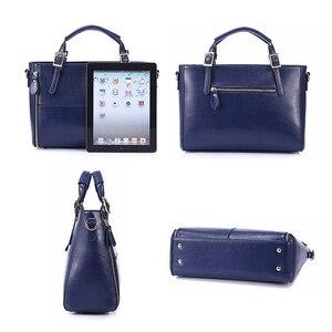 Image 3 - FUNMARDI Luxuryกระเป๋าถือผู้หญิงกระเป๋าออกแบบกระเป๋าหนังแยกผู้หญิงกระเป๋าถือTop Handleกระเป๋าไหล่หญิงกระเป๋าWLHB974