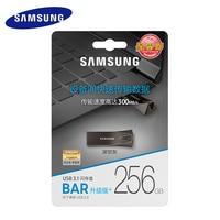SAMSUNG 2019 горячая Распродажа флэш-диск 32G 64G металла флэш-накопитель USB 3,1 флешки 128G 256G memory Stick для смартфонов Tablet