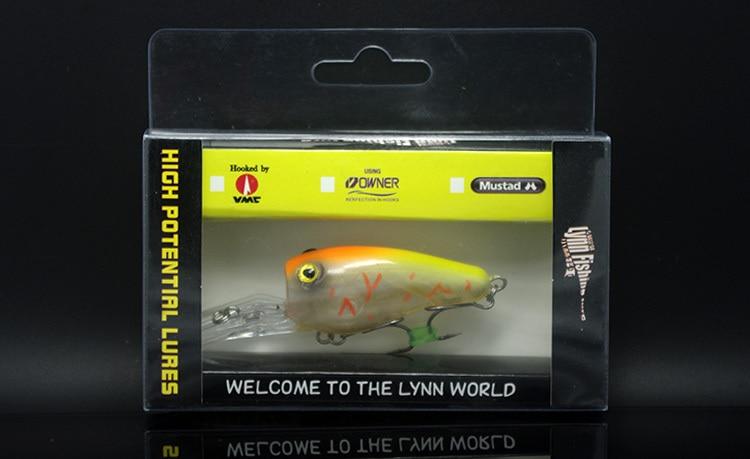 Balıkçılık Uzun Atış Glow Lure Krank Bait 95mm 11g Derin - Balık Tutma - Fotoğraf 2