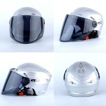 2019 Hot Motorcycle Helmet Unisex Men Women Electric Battery Summer Riding Safety Helmets JLD