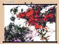 Tokyo Ghoul Home Decor Anime Japanese Painting Poster Wall Scroll Art 45 60cm