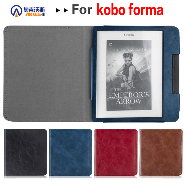 US $9 52 35% OFF|Walkers Accessory Case for 2018 New Kobo Forma 8