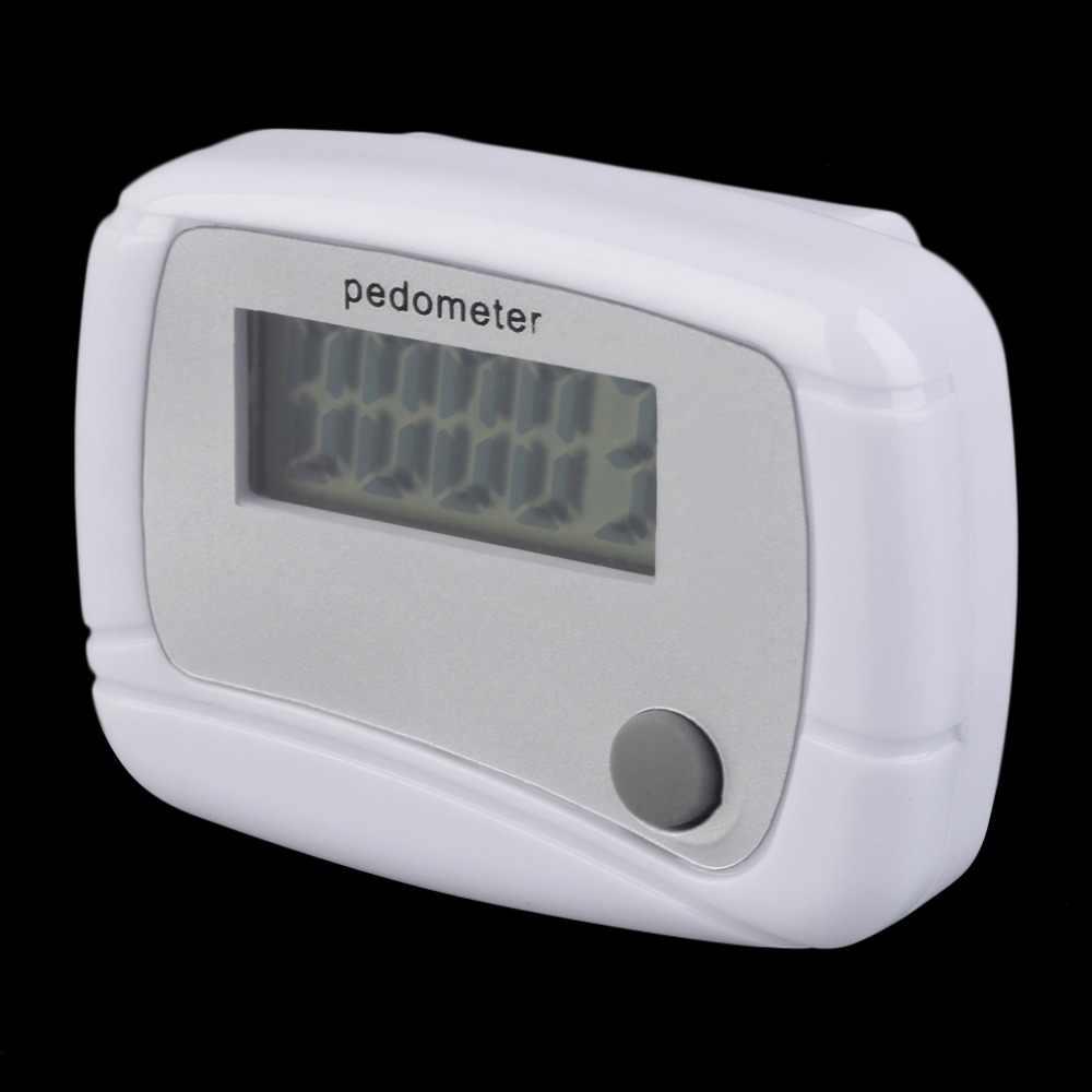 2017 nouveau Portable Mini numérique LCD marche podomètre marche Distance compteur de haute qualité