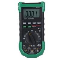 MASTECH MS8268 Autoranging 4000 Counts Digital Multimeter AC DC Voltage Tester Detector With Backlit